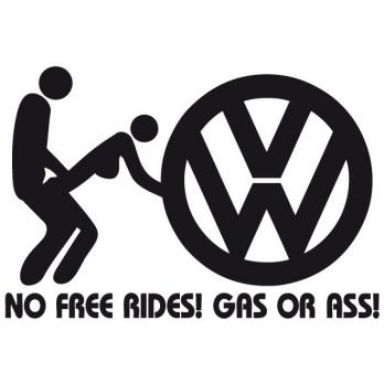gas or ass volkswagen