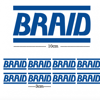 adhesivos braid
